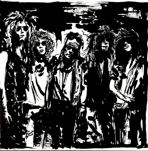 Guns N' Roses by cyanidesun